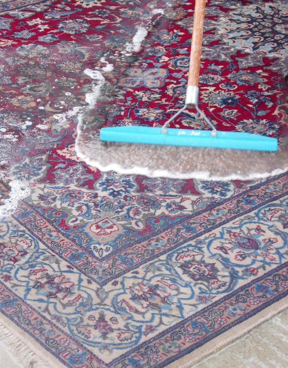 Rug Washing | Oriental | Area | B.A.S.I